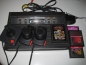 Atari 2600 4-Switch Black Starter Pack #07 + AV/Chinch Modifikation (Konsole, 1 Joystick, Paddles, 4 Spiele)