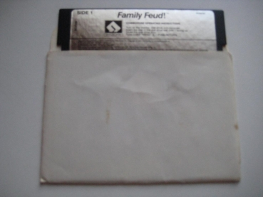 Family Feud (Share Data) C64 Disk