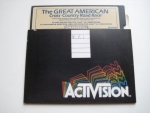The Great American Cross-Country Road Race (Activision) C64 Disk*
