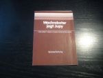 Wachroboter jagt Juppy (Quelle) Manual