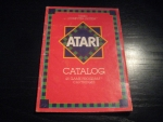 Atari Catalog - 45 Game Program Cartridges (Atari) Kataloge und Flyer