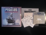 PHM Pegasus (Electronic Arts) Apple IIe 5.25 Disk