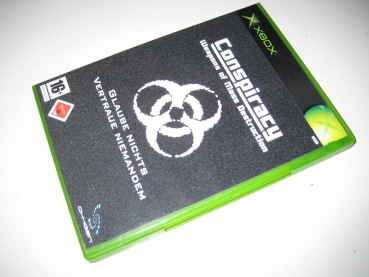 Conspiracy: Weapons of Mass Destruction (Oxygen) Microsoft XBox