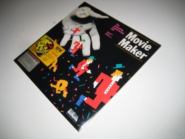 Movie Maker (Electronic Arts) Apple IIe 5.25 Disk