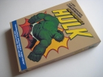 The Incredible Hulk (Parker Brothers Reproduction Box) Intellivision